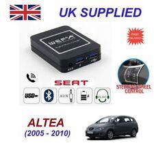 GPS, audio ed elettronica auto Altea per SEAT
