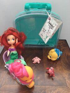 Disney Animators Collection Mini Doll Playset -  Ariel