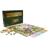 Monopoly - The Legend of Zelda Edition - English Board Game Spiel Englisch