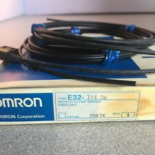 Omron Photoelectric Switch E32-T14 2m