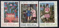 (Ref-11639) Grecia 1975 Europa-Quadri SG.1300/1302 Nuovo di zecca Gomma integra, non linguellato