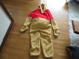 Winnie The Pooh Costume Adult Large Disney Store