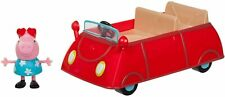 Peppa Pig Little Red Car and Figurine Toy