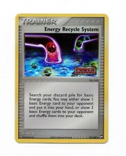 Energy Recycle System 73/108 - Reverse Holo - Ex Power Keepers