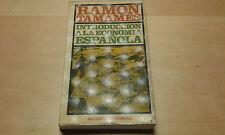 Usado - INTRODUCCION A LA ECONOMIA ESPAÑOLA, Ramón Tamames - Item For Collectors