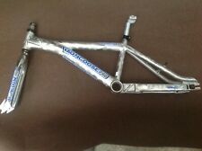 OLD SCHOOL MID SCHOOL BMX MONGOOSE ALUMINUM CALIFORNIAN FRAME FORKS POST VINTAGE