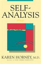 Self-Analysis, Karen Horney, Good Book