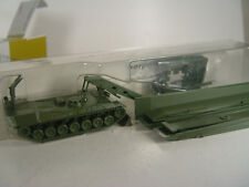 Brückenlegepanzer Castor-Militaire HERPA HO 1:87 Minitank 741965 #e