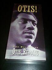 Otis Redding – Otis! - The Definitive Otis Redding BOX 4CD Rhino Records SEALED