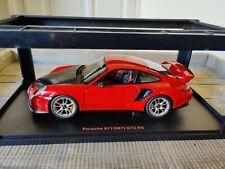 Autoart 1/18 Porsche 911 997 GT2 RS Red 77964
