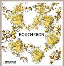 Bloc Feuillet BF146 - Cœurs - Boucheron - 2019