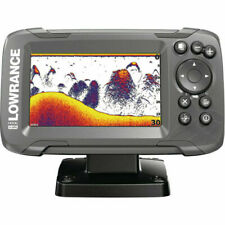 Lowrance HOOK2 4x Bullet Transducer and GPS Plotter Fishfinder - 000-14014-001
