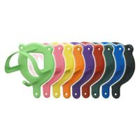 Tough-1 Steel Bridle Holder Tack Hook - 12 Pack in Assorted Colors