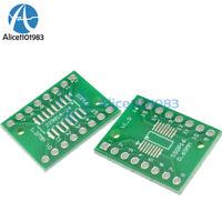 10PCS SOP16 SSOP16 TSSOP16 To DIP16 0.65/1.27mm IC PCB Board Adapter