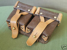 Russian Mosin Nagant Tool & Oiler Belt Case (Empty)