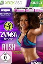 XBOX 360 Zumba Fitness Rush come nuovo