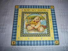 Beary Best Friends By Maureen Webster  Book
