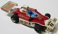 G-Plus Texaco Marlboro #11 F1 White Red Slot Car