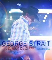 George Strait: The Cowboy Rides Away: Live from AT&T Stadium DVD NEW