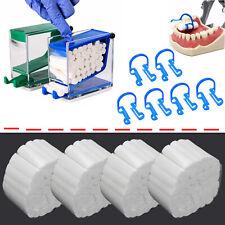 Dental High Purity Cotton Rollcotton Rolls Holder Clips Dispensers Organizer