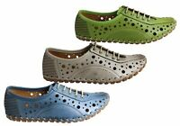 Brand New Cabello Comfort Mika Womens Leather Comfort Flat Shoes Made In Turkey
