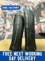 Schwalbe Durano 700x25c RaceGuard Folding, Road Racing Tyre (Pair) Free P&P