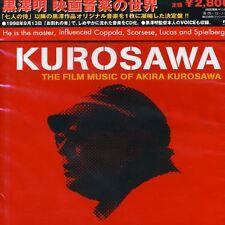 Kurosawa The Film Music Of Akira Kurosawa Soundtrack Cd Japan Import F/S