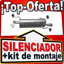 Silenciador OPEL MERIVA A 1.8 125HP Escape AHA