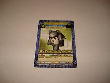 Bandai Digimon Card St-80 Warumonzaemon-Free Combined Shipping -Good Condition