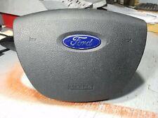 FORD FOCUS 1.6 DIESEL 2006 MK2 ESTATE MANUAL DRIVER STEERING WHEEL AIR BAG SRS