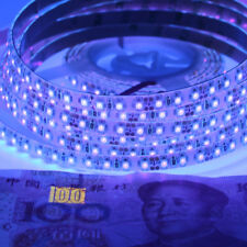 UV Ultraviolet LED Strip Light 3528 SMD 120led/m Waterproof Boat Car  Blacklight