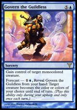 MTG Magic - (R) Dissension - Govern the Guildless FOIL - SP