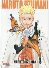 Naruto Uzumaki Artbook 3, Carlsen