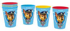 Nickelodeon Paw Patrol Kinder Becher 3-teiliges Trinkbecher SET 260ml Saftbecher