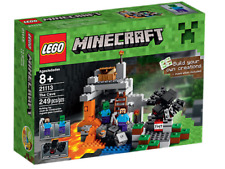 LEGO 21113 Minecraft  The Cave  BRAND NEW