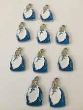 Ice King Adventure Time Enamel Charms DIY Jewelry Making - 10 Pieces