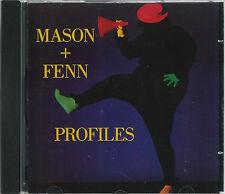 RARE CD IMPORT U.S NICK MASON ( PINK FLOYD ) & RICK FENN / PROFILES (11 TITRES)