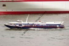 mp375 - Greek Ferry - Samos Flying Dolphin III , built 1980 - photo 6x4
