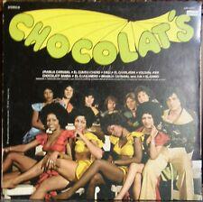 Chocolat's Titolo: Brasilia Carnaval Anno: 1976