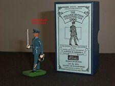 Britains 3070 Coleccionistas Club RAF Royal Air Force oficial en comando soldado de juguete