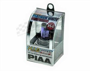 PIAA H4 Historic FIA Spc Platinum Competition Bulb P43T 80/80=150/150W 4100K H89