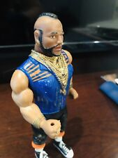 """Very Rare Vintage 1983 Galoob The A-Team Mr. T """"B.A. Baracus"""" 6"""" Action Figure"""