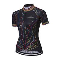 Women's Cycling Jersey Clothing Bicycle Sportswear Short Sleeve Bike Shirt  X18