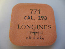 LONGINES 290,291 AUTOMATIC ORIGINAL MAINSPRING PART 771