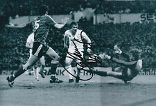 Graham ROBERTS SIGNED Autograph 12x8 Photo AFTAL COA Tottenham Hotspurs