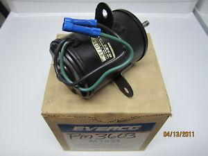 78-83 Mopar Ford Mercury Radiator Cooling Fan Motor NORS M3821