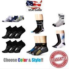 New Balance Socks Size Medium M -Choose Style & Color- NEW! Free Shipping UNISEX