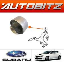 FITS SUBARU IMPREZA 2007> FRONT WISHBONE REAR BUSH L/R O.E.QUALITY.