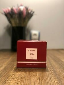 Tom Ford Lost Cherry   Candle Bougie   2.24 IN.   NEW IN BOX