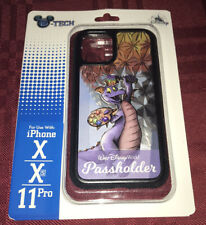 Disney Parks Figment Passholder IPHONE X/XS/11 Pro Cover 2020 New